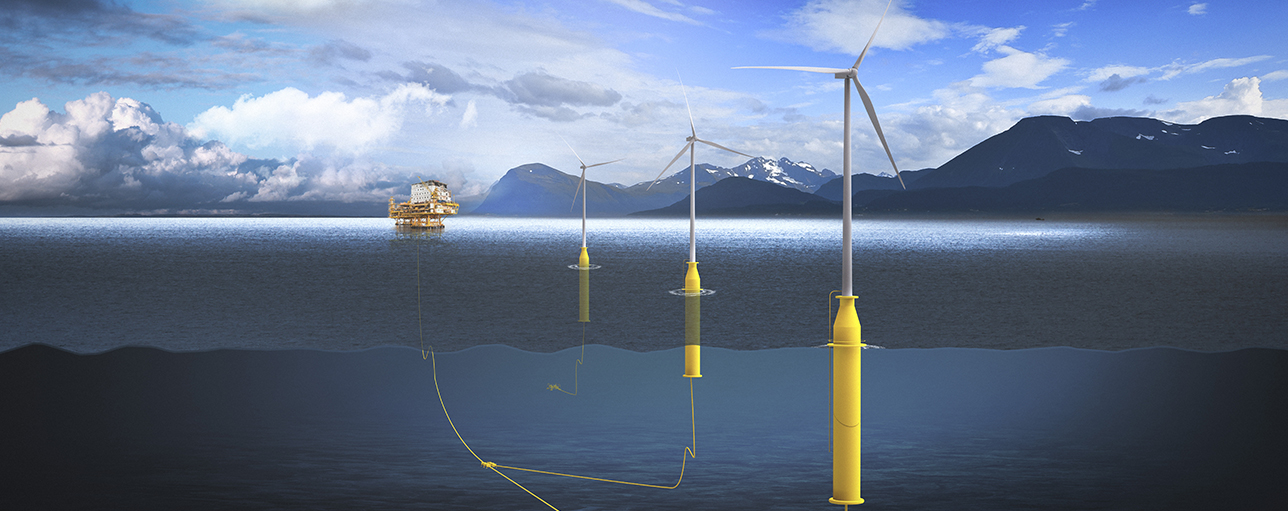 Floating offshore wind emerges on the horizon