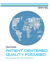 DNV GL Healthcare brochure