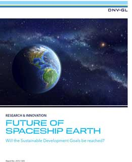 Report: Future of Spaceship Earth