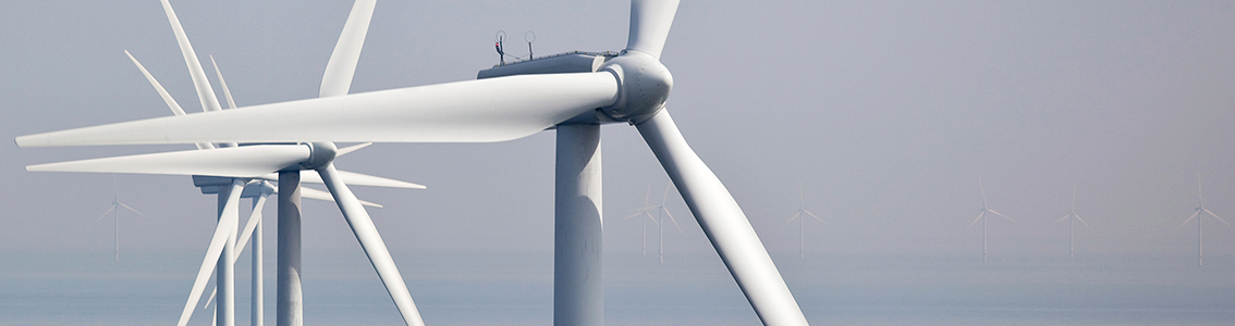 Offshore wind farm technology review